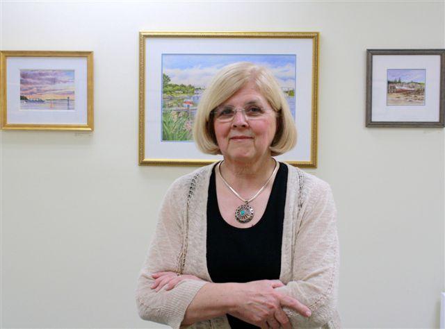 Geraldine McKeown - The Palette & The Page