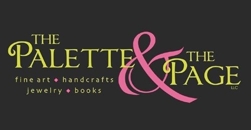 Newsletter Signup - The Palette & The Page