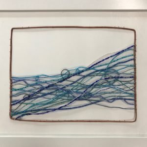 Ocean by Lynn Strano Whitt - Showcase on Main - The Palette & The Page