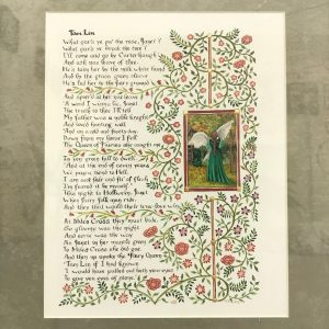 Tam Lin by Sarah Dressler - Showcase on Main - The Palette & The Page