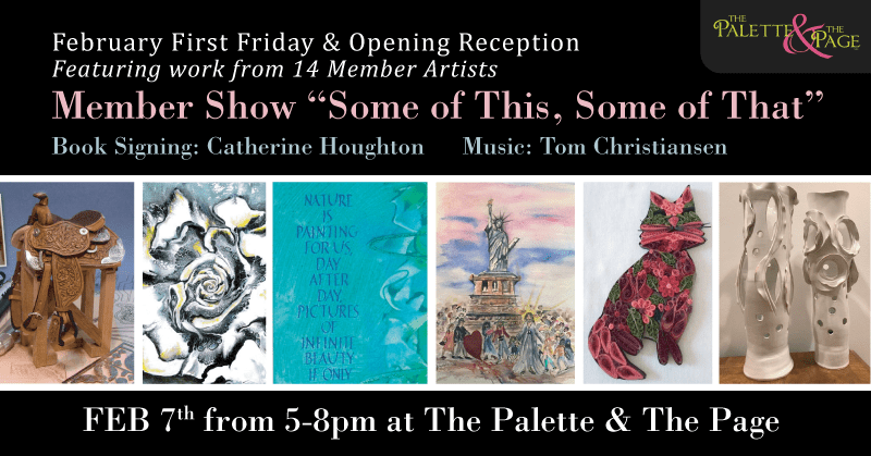 Member Artist Show - The Palette & The Page - Elkton, MD