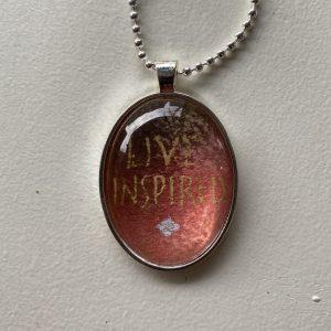 Live Inspired Pendant