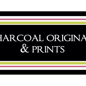 Charcoal Originals & Prints