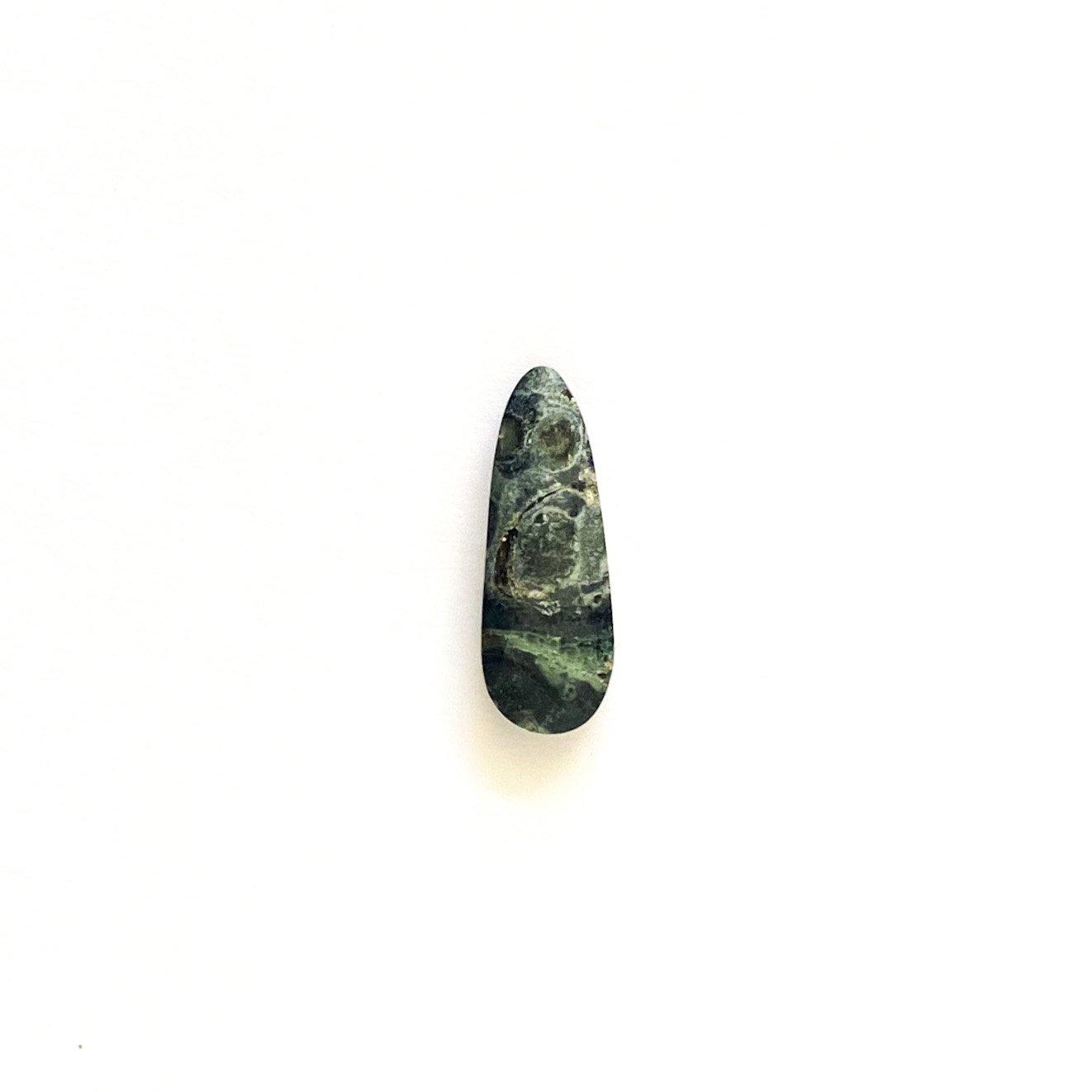 jasper cabochon loose lapidary cabochon gemstone #913 coffin shape cabochon kambaba jasper cabochon