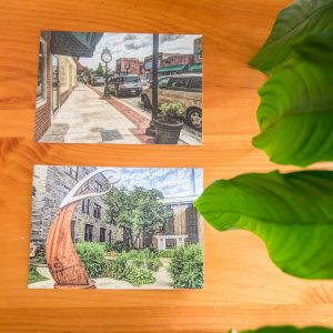 Elkton Postcards